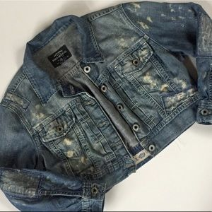Ralph Lauren Polo Libby Patched Jean (denim)Jacket